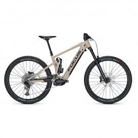 SAM2 6.8 MILK BROW DI - Focus - E-Bike Toscana