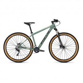 Whistler 3.8 Mineral Green DI - Focus - E-Bike Toscana