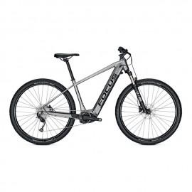 Jarifa2 6.7 Nine Toronto Grey DI - Focus - E-Bike Toscana