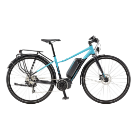 E-Traffic Amp Step-Thru - GT bicycles - E-Bike Toscana