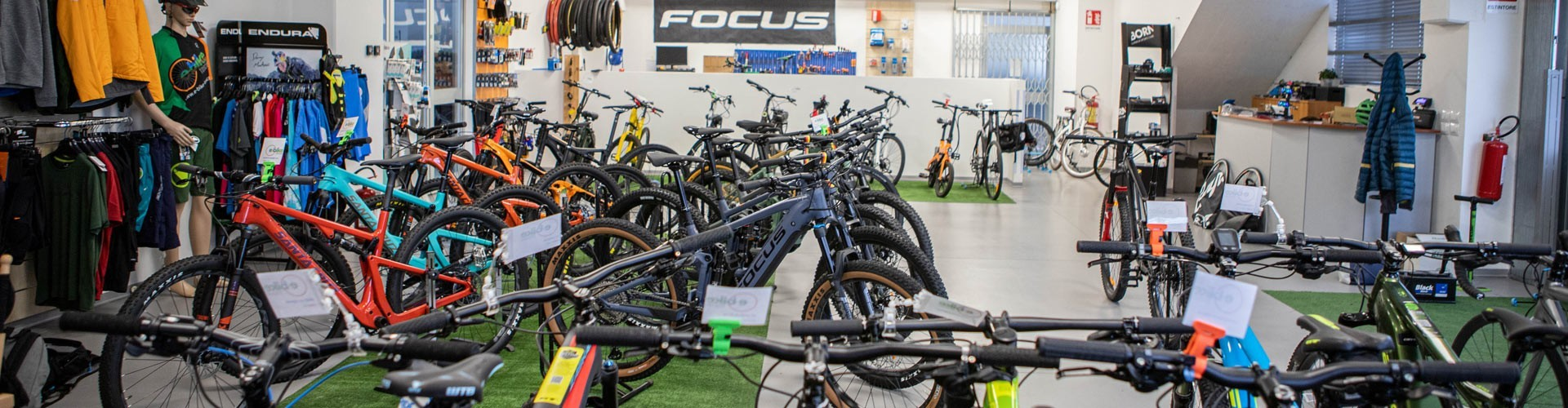 E-bikes & bicycles sale of all types: view all the shop's catalog E-Bike-Toscana